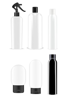 Set di pacchetti di prodotti cosmetici