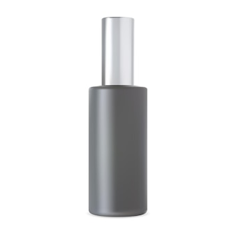 Bottiglia di toner cosmetico confezione di tubo di plastica design vaso di essenza di siero puro