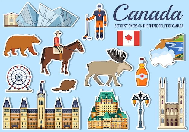 Paese canada viaggio vacanza guida delle merci