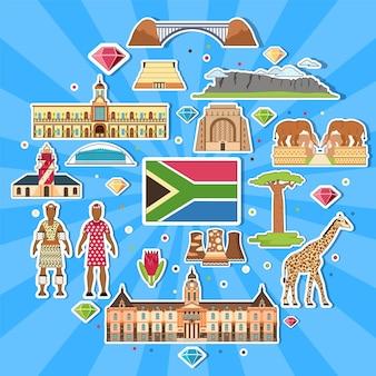 Paese sud africa guida alle vacanze di viaggio