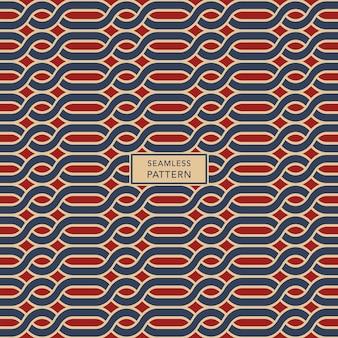 Modello di copertina con motivo geometrico multicolore.