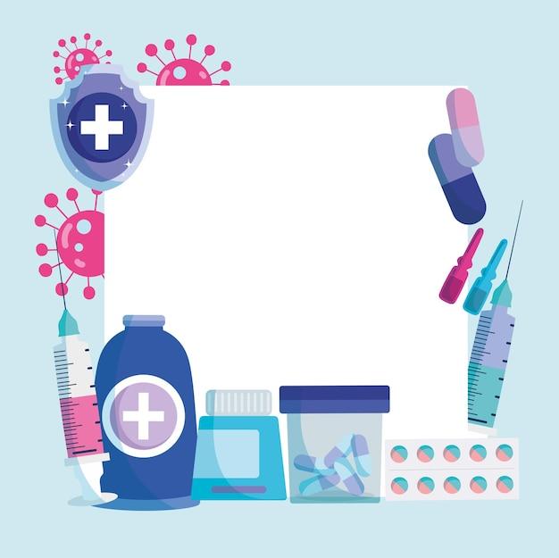 Vaccino medico covid