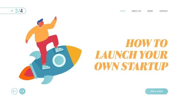 Illustrazione di innovazione aziendale creativa