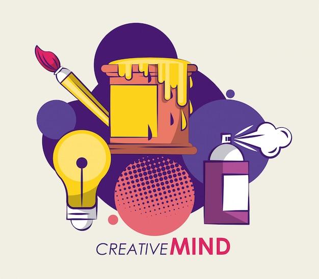 Colori e idee creative