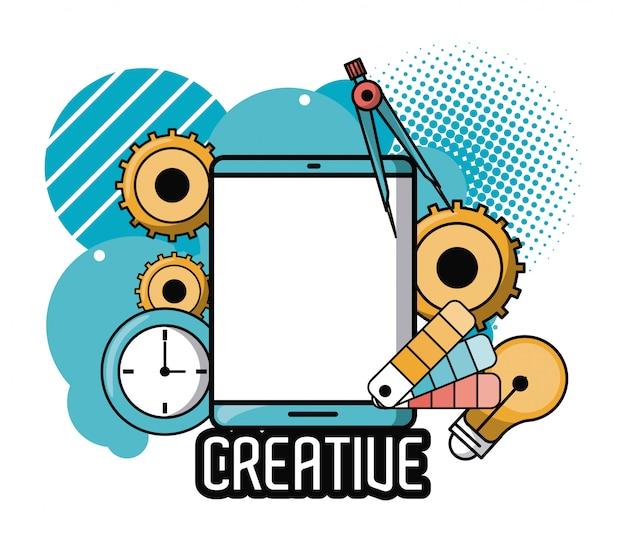 Idee creative e colori