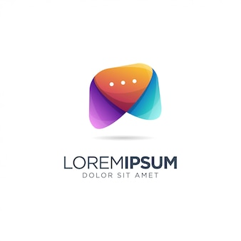 Logo della posta creativa