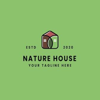 Logo della casa natura creativa