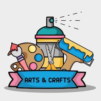 Oggetto creativo di design artistico e artigianale