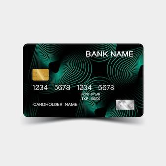 Carta di credito nuova 197