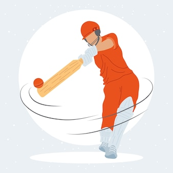 Atleta di cricket