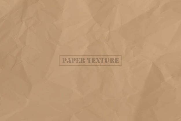 Texture di carta stropicciata