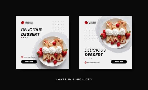 Raccolta di post di instagram culinaria