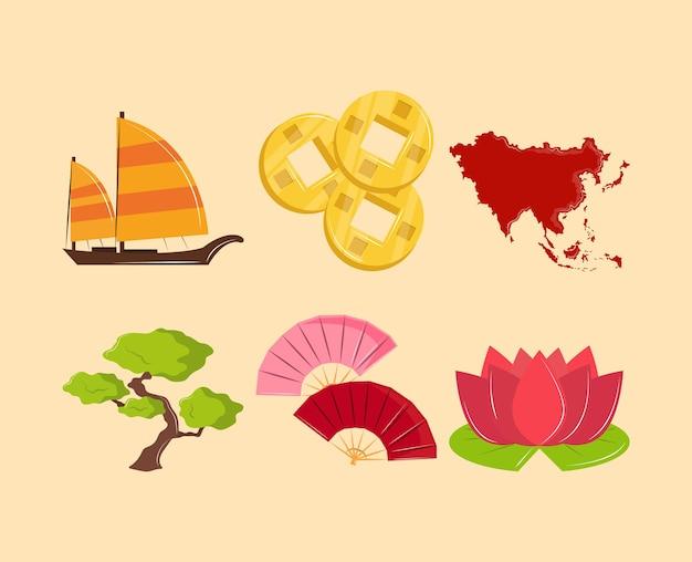 Cultura e tradizione asiatica