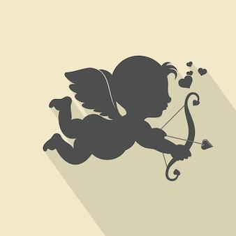 Cupidone Vettore Premium