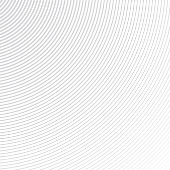 Disegno vettoriale di sfondo modello curvo.