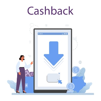 Servizio o piattaforma online di fidelizzazione dei clienti. sviluppo di programmi di marketing per la fidelizzazione dei clienti. idea di comunicazione con i clienti. cashback online.