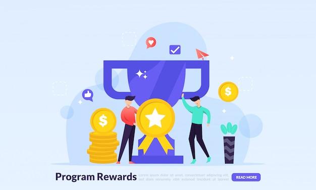 Programma di fidelizzazione dei clienti e guadagnare punti