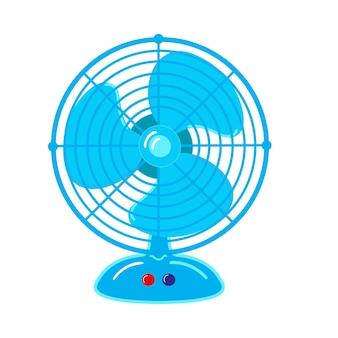 Simpatico ventilatore d'aria
