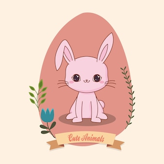 Simpatico disegno di animali