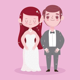 Simpatici sposi