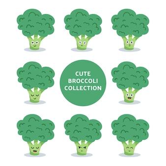 Accumulazione sveglia dei broccoli