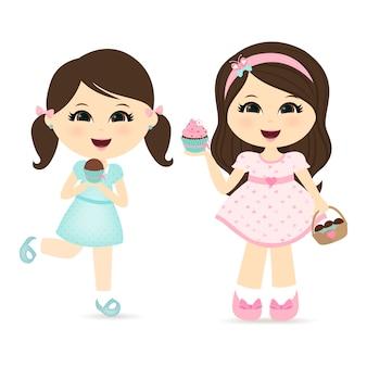 Bambole carine