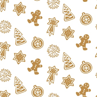 Carino seamless con cookie.