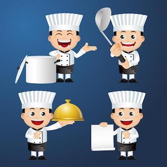 Simpatico set set di chef