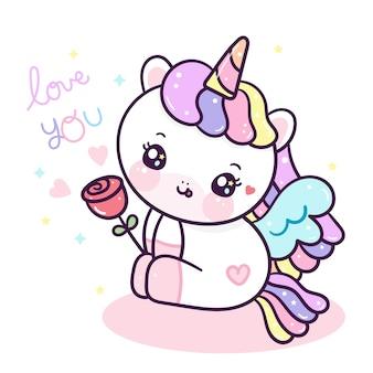 Unicornio carino