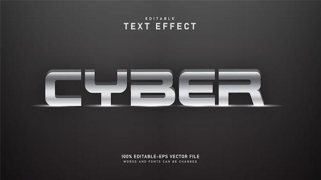 Effetto testo cibernetico