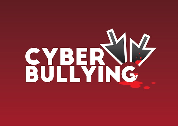 Testo di cyberbullismo