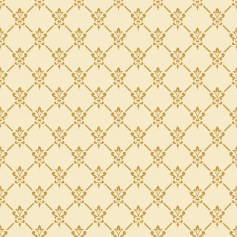 Carta da parati damascata. elegante sfondo in stile vittoriano. elegante ornamento vintage in colori neutri. modello senza soluzione di continuità.
