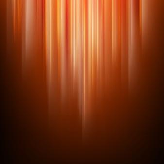 Sfondo arancione astratto scuro.