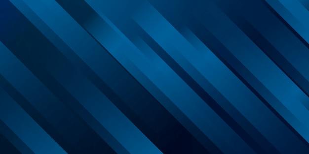 Sfondo astratto blu scuro.