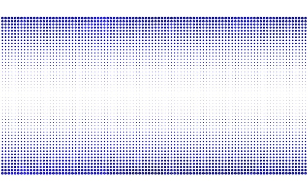 Bandiere di vettore blu scuro set di cerchi