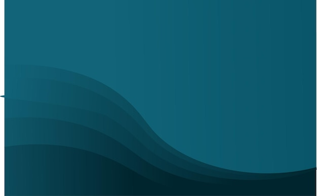 Illustrazione vettoriale di sfondo abstrack verde scuro per desktop