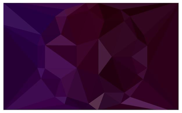 Modello diamante vettoriale viola scuro