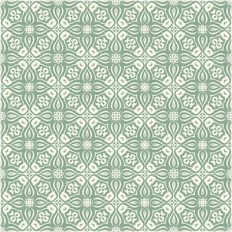Design tradizionale floreale decorativo senza cuciture