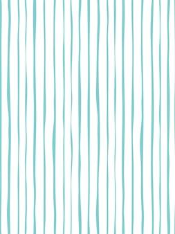 Modello senza cuciture di linea decorativa con forme disegnate a mano. disegnare a mano astratto strutturato