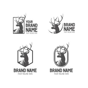 Set logo cervo