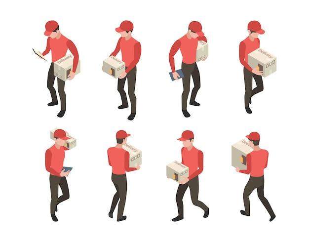 Set di caratteri di consegna