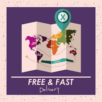 Design di consegna