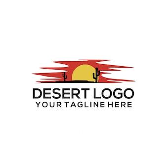 Logo del deserto