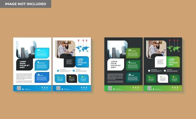 Design copertina libro brochure layout flyer poster sfondo relazione annuale