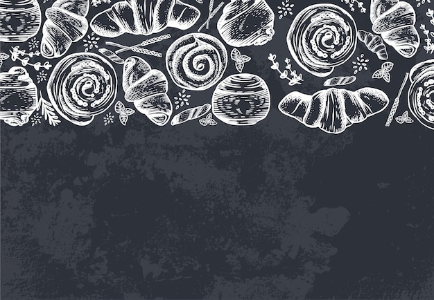 Disegno di carta illustrazione di design con inchiostro disegnato a mano