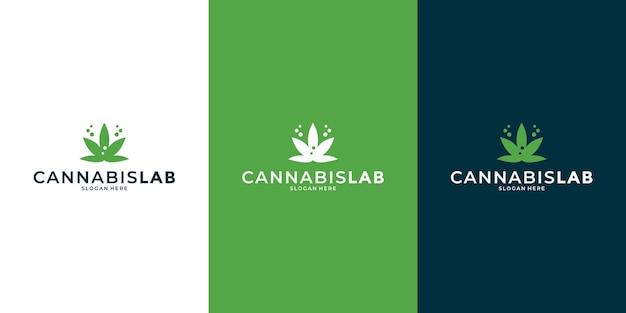 Laboratorio di cannabis ispirato al design per la tua azienda