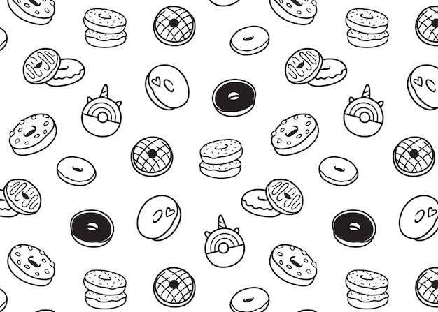 Doodle di dessert