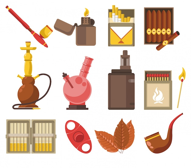 Dispositivi e prodotti del tabacco, pipa e narghilè