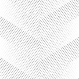 Disegno del fondo del modello di linee diagonali.