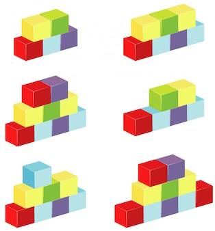 Diversi schemi a blocchi